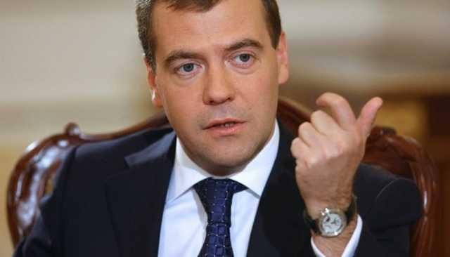 Медведев о состоянии отечественной экономики: «У нас все в порядке»