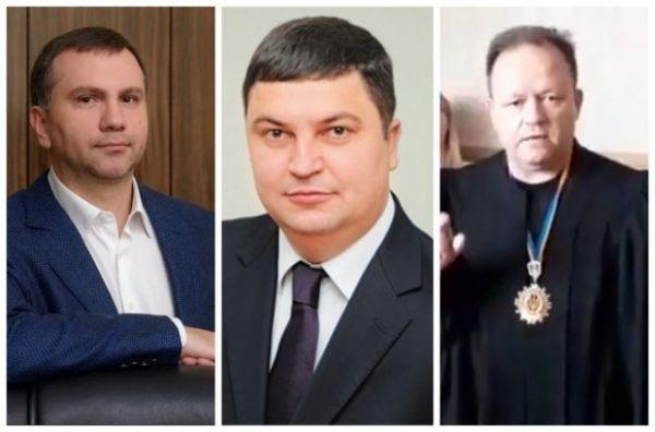 Судья Окружного админсуда Киева Игорь Погрибниченко: черт в мантии