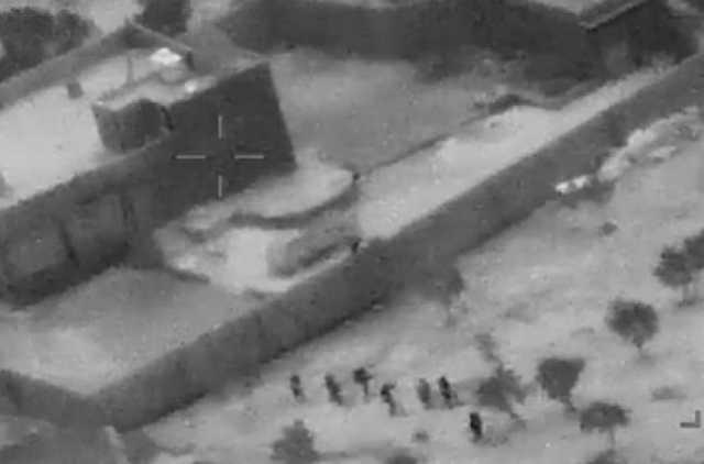 Пентагон опубликовал видео спецоперации по ликвидации главаря ИГИЛ