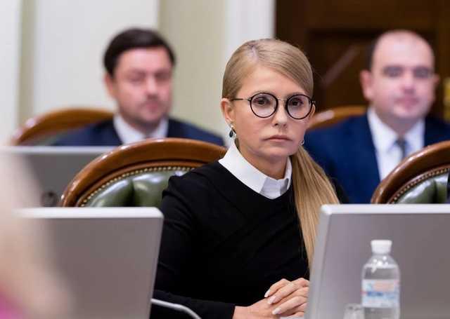 СМИ: Тимошенко снова захотела стать премьером. На Банковой ее «аккуратно послали»