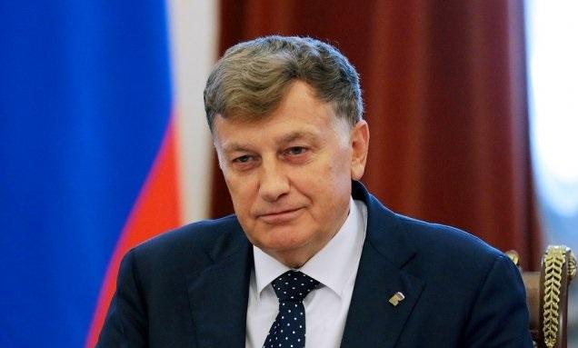 Вячеслав Макаров, спикер откатов и мёртвых душ