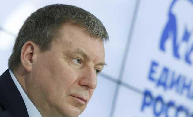 Генпрокуратура передала ФСБ данные по единороссу Метельскому