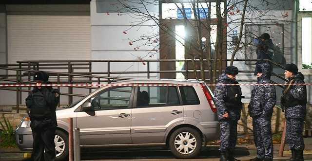 Опубликовано видео задержания подозреваемого в убийстве начальника ЦПЭ Ингушетии