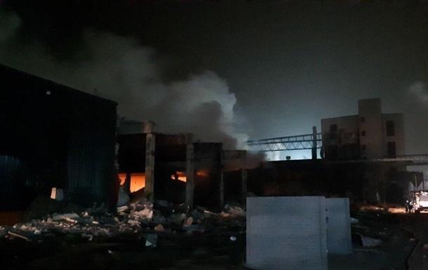 Пожар на заводе «Потоки» в Днепре: почему депутат Мишалов был важнее спасателей