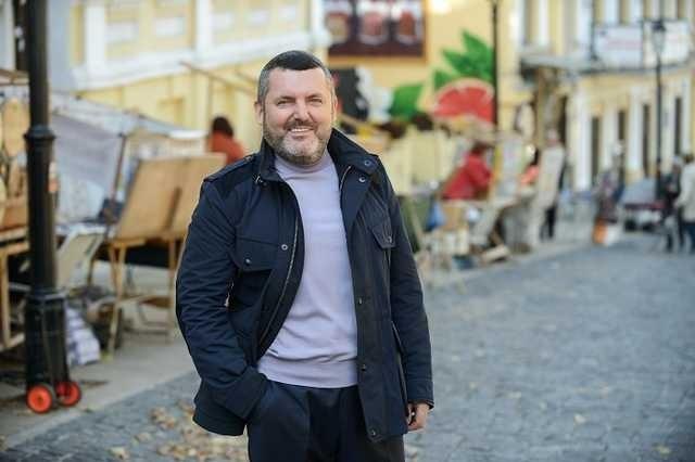 Авторитетный бизнесмен Юрий Ериняк и его пехота