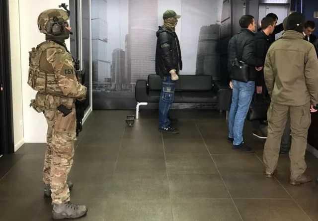 """СБУ проводит обыск в адвокатском объединении """"Турчинов и партнеры"""""""