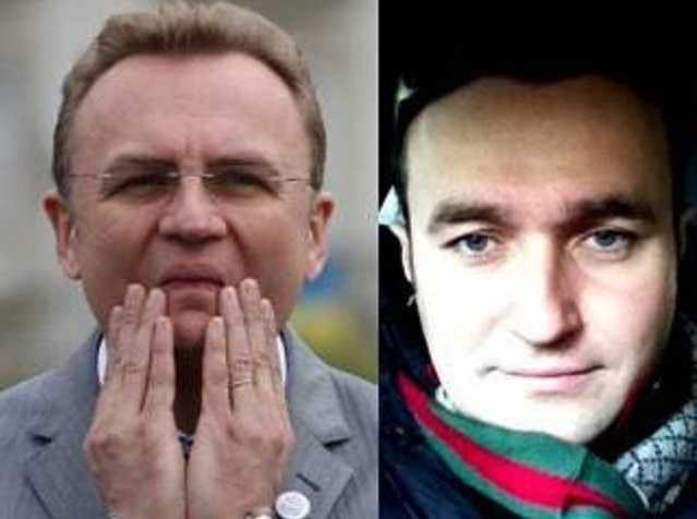Максим Криппа втянул Самопомощь в очередной скандал с российскими деньгами