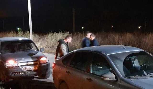 Пьяный полицейский устроил ДТП в пригороде Саранска