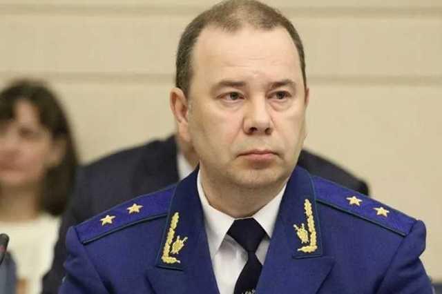 Прокурора Москвы Дениса Попова «сдали» его соседи в Черногории