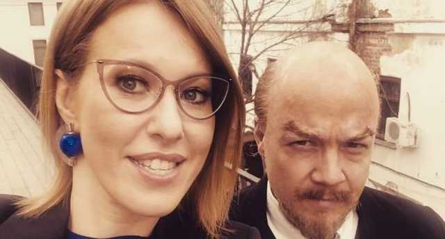 Ксения Собчак и Константин Богомолов не живут вместе