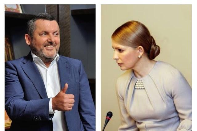 """Юра """"Молдован"""": политика с Юлей Тимошенко и под крышей Стрижака"""