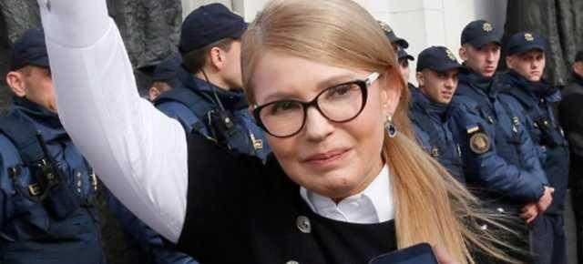 Тимошенко после ссоры с Зеленским предложили интересный союз