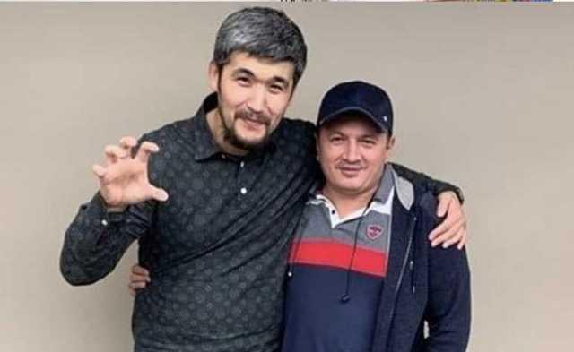 Ближайший соратник Гули, Арман Дикий запустил челлендж в соцсети. Его поддержал Хабиб Нурмагомедов