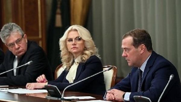 Медведев дал поручение после падения автобуса с моста в Забайкалье