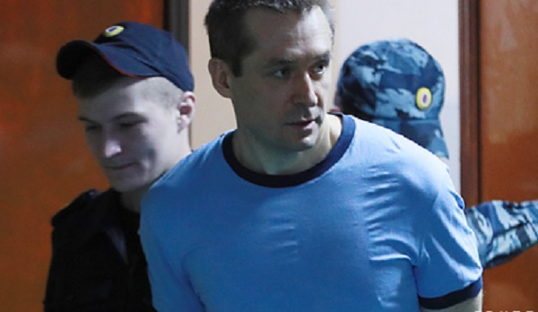 Полковник-миллиардер Захарченко рассказал об «отвратительных» условиях в колонии