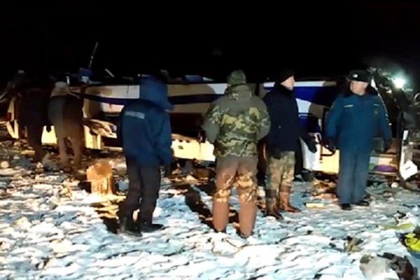 Задержан владелец разбившегося в Забайкалье автобуса