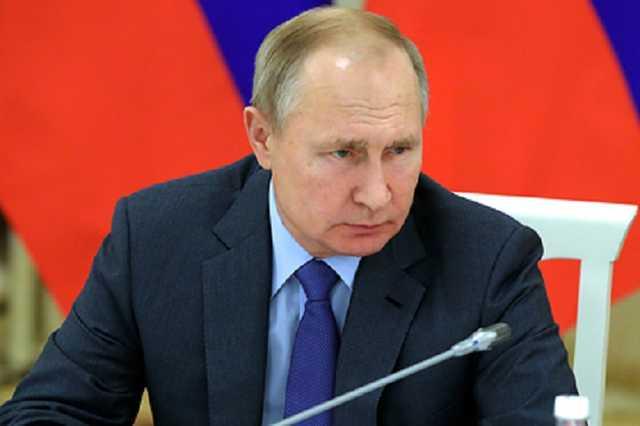 Путин потребовал усилить российский флот