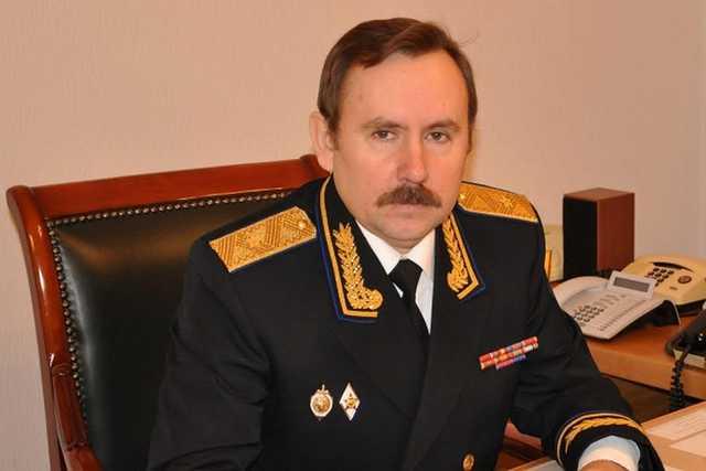 137265 - Глава ФСИН Александр Калашников быстро нашел замену своему заму