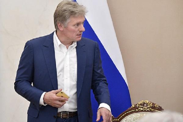 Кремль прокомментировал претензии ФБР к российскими приложениями