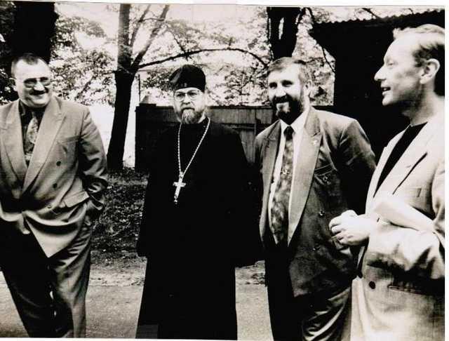 90-е: спланированный отъезд банкира Лескова