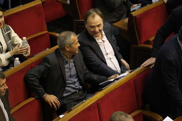 Депутат ОПЗЖ Кальцев установил рекорд по кнопкодавству