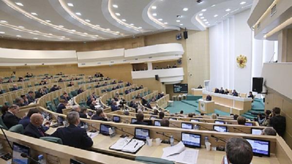 В Совете Федерации отменили новогодний корпоратив