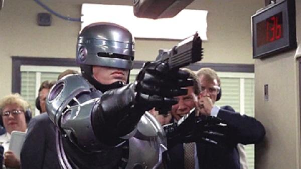 Российская полиция отказалась от роботов