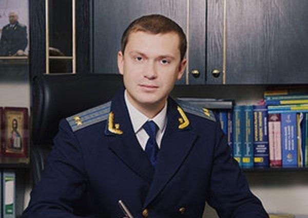 Бориспольский черт прокурор Николай Ульмер отгулял день рождения