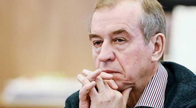 Новая волна отставок губернаторов начнётся с иркутского