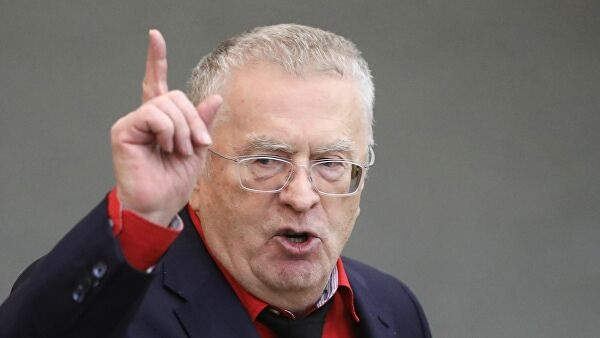 Жириновский отреагировал на смерть Лужкова