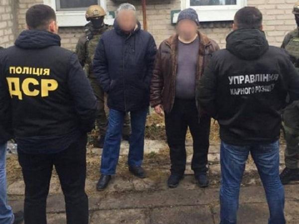 На Донбассе задержали доверенное лицо российского «вора в законе»