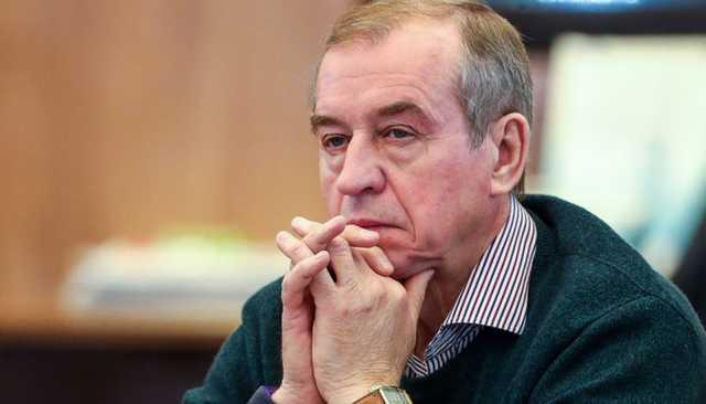 Сразу несколько СМИ сообщили об отставке губернатора Иркутской области Сергея Левченко