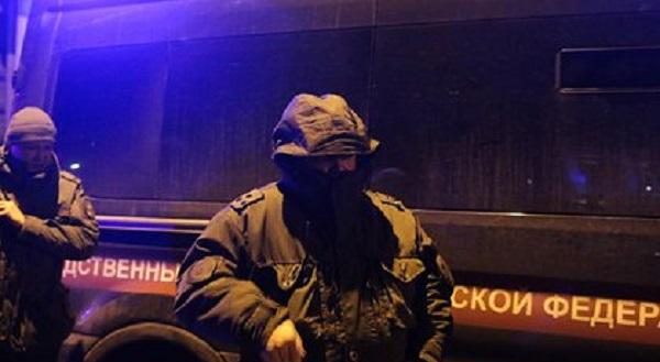 Участников фермерской перестрелки поймали на границе России и Украины