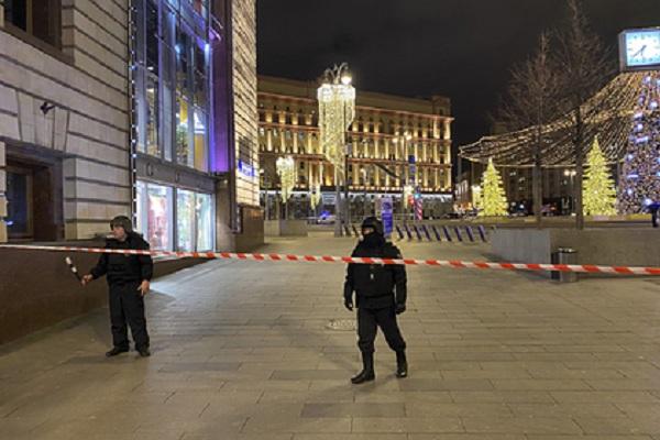 Подтверждена гибель сотрудника ФСБ в перестрелке на Лубянке