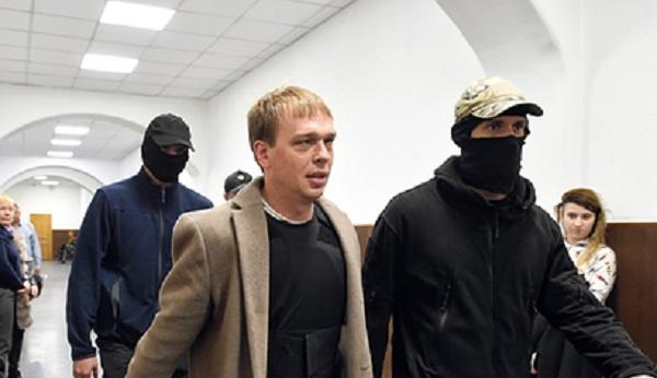 Путин ответил на вопрос о заказчиках в «деле Голунова»