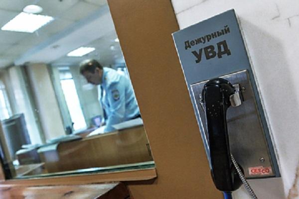 В центре Москвы поймали группу молодых людей с газовыми пистолетами