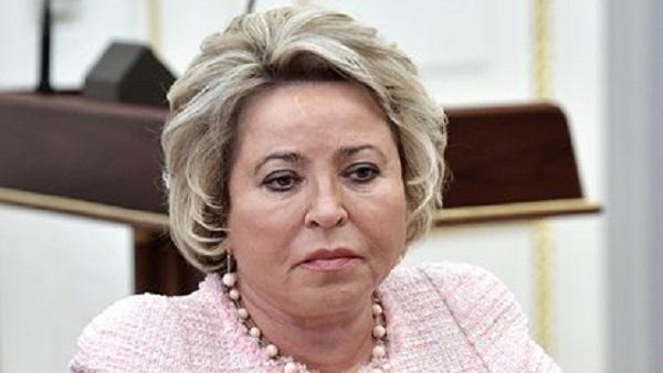 Матвиенко высказалась об отмене НДФЛ для малоимущих россиян