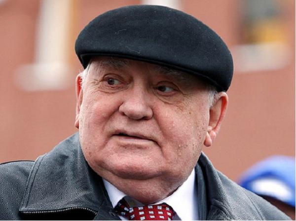 """""""Не падаю духом"""": Горбачев рассказал о своем здоровь"""