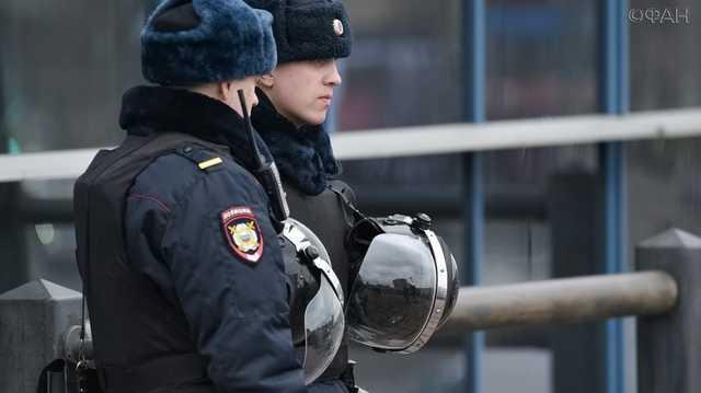 Бывший полицейский напал с ножом на здание администрации российского города