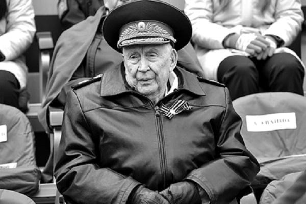 Умер генерал армии Махмут Гареев