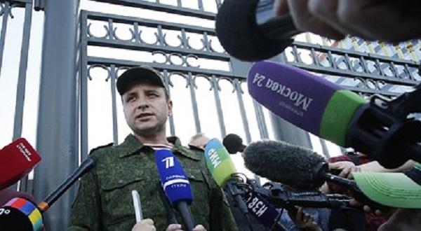 В Москве напали на замглавы пресс-службы Росгвардии