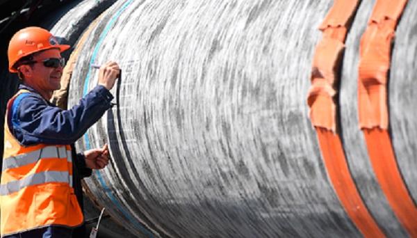 Кремль объяснил слова Путина про строительство «Северного потока-2» своими силами