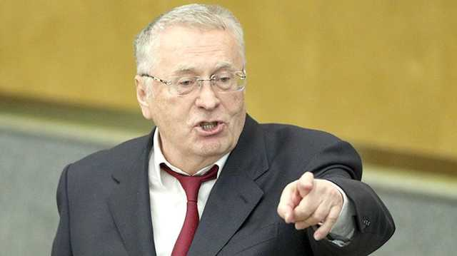 Жириновский рассмешил чиновников на заседании с Путиным
