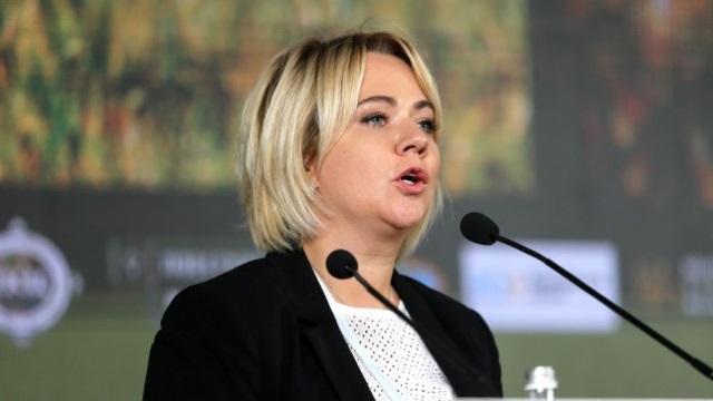 Министр Коляда в декабре серьезно улучшила свое материальное положение