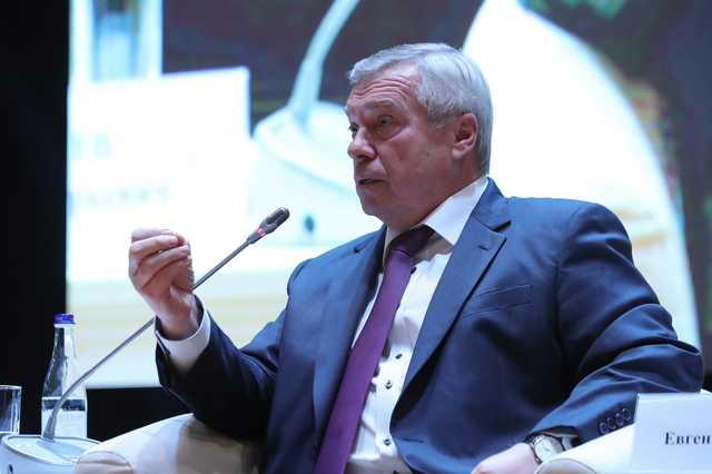 В 2020 году на «пиар» губернатора Ростовской области Василия Голубева будет потрачено более 65 миллионов рублей
