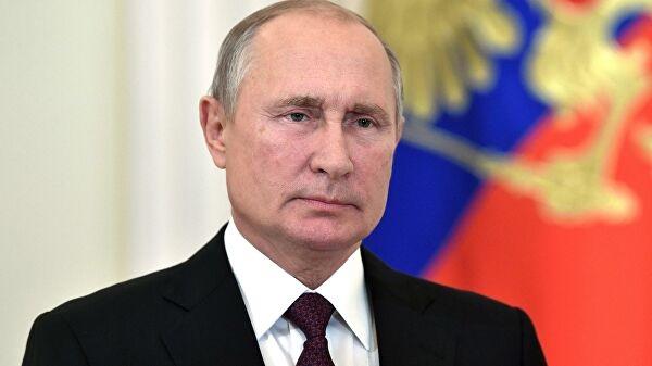 Путин ответил на вопрос о российских наемниках в Ливии