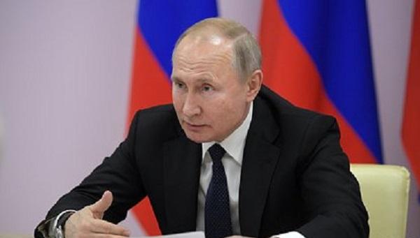 «Единая Россия» обсудит реализацию послания Путина