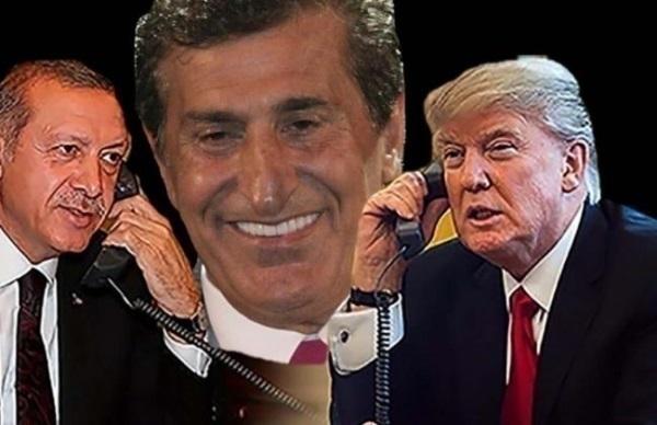 Трамп, импичмент: неожиданный сюжет. О том, как VIP-сутенёр Тевфик Ариф стал известным и знаменитым