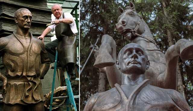 Третий Юрий Лужков от Зураба Церетели будет отличаться от памятников мэра-спортсмена и мэра-дворника