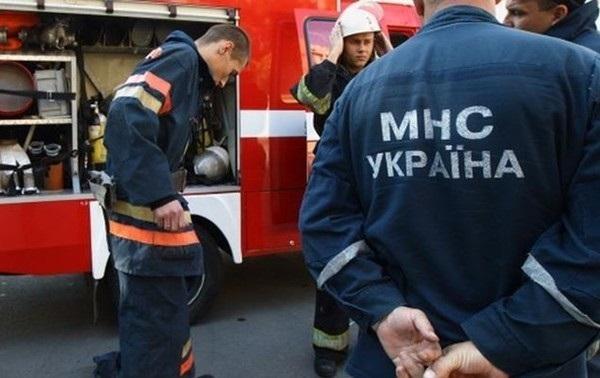 В центре Днепра заживо сгорел пьяный бомж